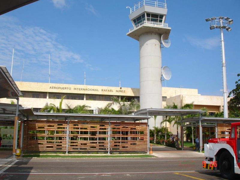 Salud sin Fronteras Aeropuerto Cartagena 1