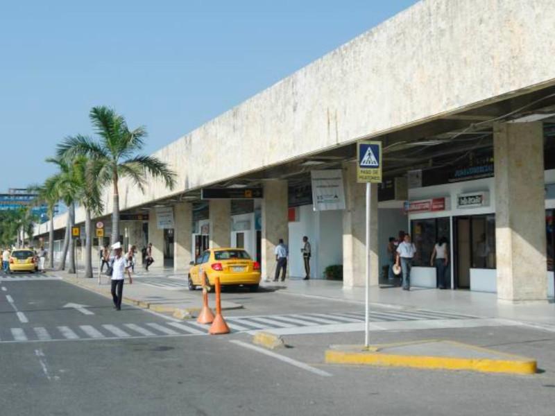 Salud sin Fronteras Aeropuerto Cartagena 2