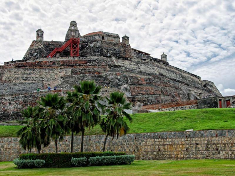 Salud sin Fronteras Cartagena Castillo de San Felipe
