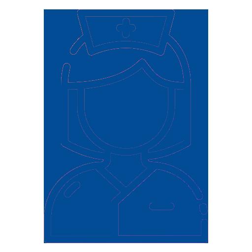 Salud sin Fronteras Icono enfermero